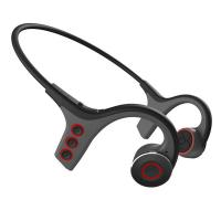 Quality BK-T9 Wireless Sport headset Bone Conduction headphone Bilateral out-ear earphone with stereo Sound wholesale