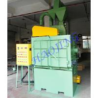 Buy cheap Shot Bead Blasting Equipment Wheels , Shot Peening Equipment For Small Steel Castings product