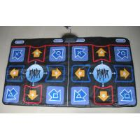 China Double Player Non Slip Dancing Pad School Dance Mat For TV / PC on sale