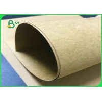 China Natural Wood Pulp 200gsm 230gsm Kraft Paper Board For Packaging & Printing on sale
