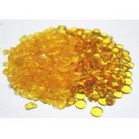 Buy cheap Yellow Granules Coating Resins Co Solvent / Alcohol Soluble Polyamide Resin 011 from wholesalers