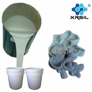 China RTV2 Liquid Silicone rubber for gypsum statue mold on sale