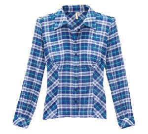 Quality Women′s Blouse (FLS003) wholesale