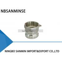 Quality A B C D E F DC DF Camlock Coupling Pneumatic Fittings NBSANMINSE wholesale
