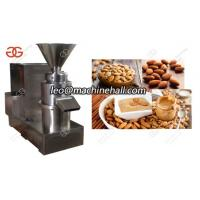 China Peanut Butter Grinding Machine Manufacturer Groundnut Butter Making Machine on sale