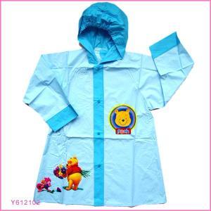 Quality Kid Raincoat, Kid Rainwears, PVC Kid Raincoat (Rain Gear) wholesale