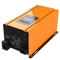 China 4000 Watt Inverter 12V With Mppt Charge Controller Hybrid dc to ac power inverter on sale
