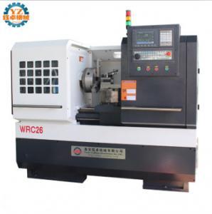 China Alloy Wheel Repair Equipment For Diamond Cutting Rim Refinishing on sale