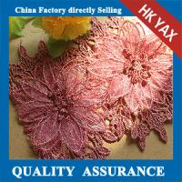 Quality China supplier top quality trimming lace fabric,trimming lace faric hot selling,made in china trimming lace fabric wholesale