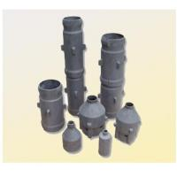 Quality SiSiC Ceramic Burner Flame Tubes Silicon infiltrated Silicon Carbide (SiSiC) wholesale