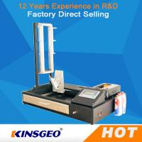 Quality Safety Furniture Testing Machines White Black Color For Detect Fabric / Plush Toys wholesale