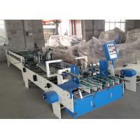 China Automatic Die Cut Box Carton Folding And Gluing Machine Packaging Box Making Machine on sale