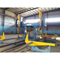 China Gantry H Beam Welding Line Stable Running With Auto - Recovering System on sale