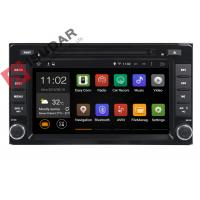 Quality Support 4G Android 7.1.1 Toyota DVD GPS Navigation For Toyota Sienna Navigation System wholesale