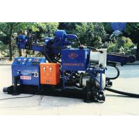 Quality good quality Multifunction Anchoring Drilling Rig full hydraulic drive power head drill wholesale