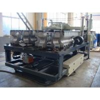 Quality DWC 200-500mm UPVC Double Wall Corrugated Pipe Extrusion Line- Corrugated Pipe Extrusion Line wholesale