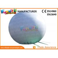 Quality Round Cube Plane Helium Balloon For Party Advertising ROHS EN71 wholesale