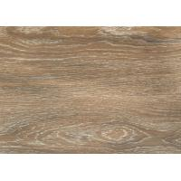 Commercial Wood Texture Decorative Film Application In Vinyl Plank Floor ' S Printed Layer