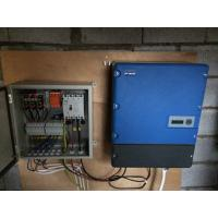 China JNTECH 11kW 3 Phase Solar Pump Inverter For High Voltage Solar Irrigation System on sale
