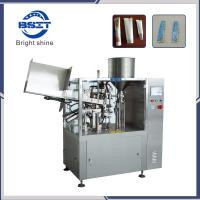 Soft Laminate Aluminium Plastic Tube Filling and Sealing Machine for Cosmetic Cream