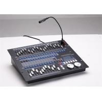 Quality USB 24 Channel DMX Lighting Controller With 600 Scene Step , Real Time Blackout wholesale