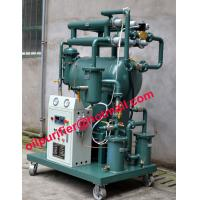 Quality Vacuum Insulation Oil Processing Machine, purification,dewatering, and cleaning for Transformer Maintenance wholesale