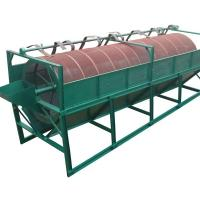 Buy cheap river gold drum screen separator mining machine from wholesalers