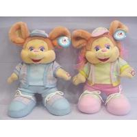 Quality Custom Plush Toy Filled with PP Cotton Couple Mouse Toy wholesale