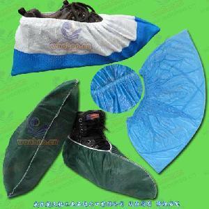 Quality Nonwoven/PE/CPE Shoe Cover wholesale