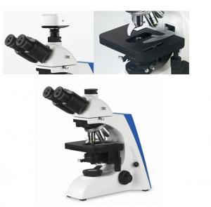 Buy cheap 10X-20mm Eyepiece Trinocular Research Microscope , Trinocular Metallurgical from wholesalers