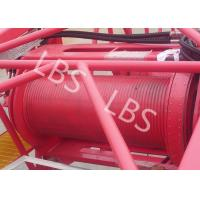 Quality High Performance Light Duty Electric Winch Steel Wire Rope Long Service Life wholesale