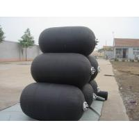 Anti-collision Device Inflatable Rubber Fender , Natural Rubber RSS 3#