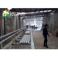 Quality Low Energy Cost High Efficiency Easy Operation Gypsum Cornice Production Line wholesale