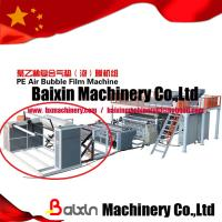 China Fully Automatic Three Layer Air Bubble Film Making Machine on sale
