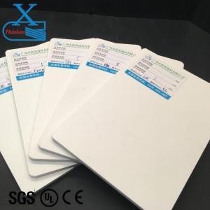 Quality Thinkon high density hard plastic pvc foam board white rigid foam sheets 4x8 pvc sheet sintra board wholesale