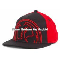 Quality Wholesale or Custom 6 Panels Cotton 3D Embroidery Fitted Hat Baseball Cap BC-095 wholesale