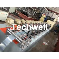 Quality Roller Shutter Door Slat Roll Forming Machine With Pu Foam Injection Machine For Offering Energy Savings and Security wholesale