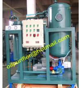 Quality EX Lube Oil break emulsification turbine oil cleanse machine wholesale