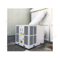 Quality Movable Exhibition Tent Air Conditioner , Ductable Outdoor Event Tent Air Cooler wholesale