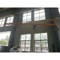 Quality Wall Mounting With Wire Rope Hoist 0.5T Jib Cranes wholesale
