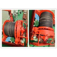 Quality Lifting Vertical Transport Machinery Windlass Winch For Hydraulic Engineering wholesale
