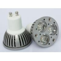 China 3W GU10 Dimmable LED Spotlight Bulb For Home / Super Market on sale