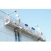 Quality Window Cleaning Equipment Suspended Access Platform / Mobile Access Platforms wholesale