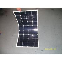 Quality NO.1 USA Sunpower Flexible solar panel 110W,120W high efficiency USA cell solar wholesale