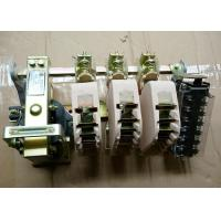 Quality CJ12 100A 380V 3 Poles Coil AC contactor electrical contactor from China wholesale