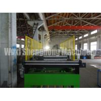 Quality Mineral Wool / PIR Sandwich Panel Production Line ,  Compound Plate Forming Machine wholesale