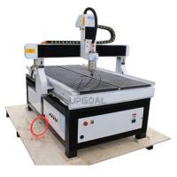 Quality 900*1500mm CNC Wood Advertisement Router with Vacuum Table/Mach3 Control System wholesale