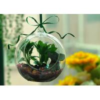 Quality Hanging Glass Teardrop Candle Holders wholesale