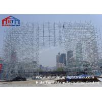 Buy cheap Speaker Stands Layer Truss , Durable Grid Frame Structure 6m - 12m Normal Height from wholesalers
