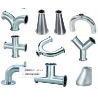 China Mirror polished sanitary stainless steel pipe fitting Material 304,316-Accesorios sanitarios on sale